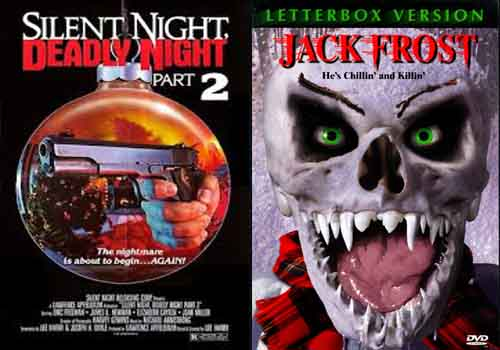 Episode 51 Silent Night Deadly Night 2 Jack Frost Remake Me